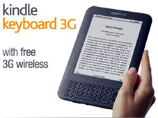 Kindle Keyboard 3G