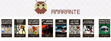 Editorial Amarante libro digital