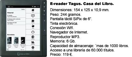 149.- Ereader-Tagus-Casa-del-Libro