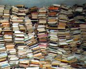 Biblioteca deshecha
