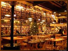 Librería-café, libreria-restaurante