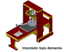 Impresión bajo demanda